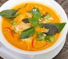 Chicken and Lychee Red Curry